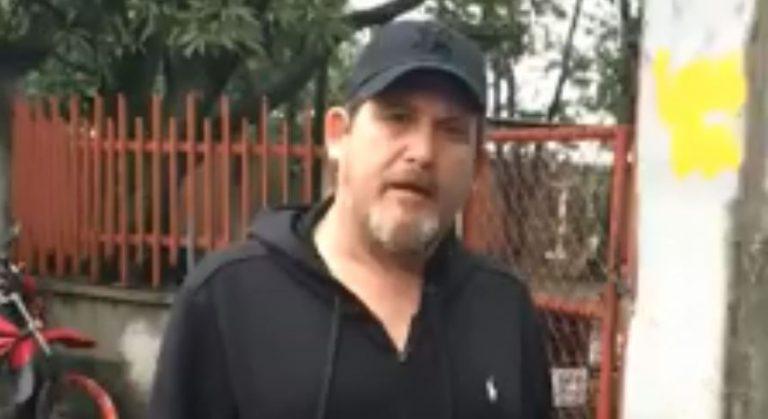 Le impiden regalar comida en el Catarino Rivas por no tener permiso