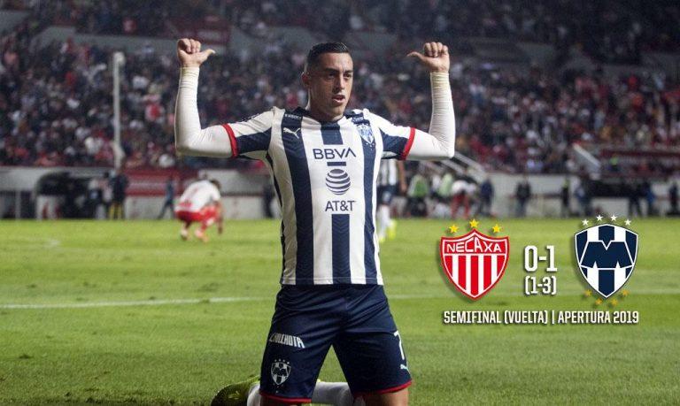 LIGA MX: Monterrey a la final y espera rival del América-Morelia