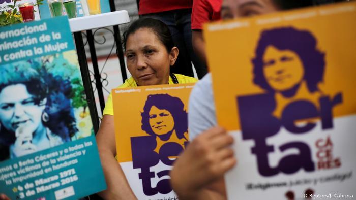 Son 29 defensores de derechos humanos asesinados en Honduras