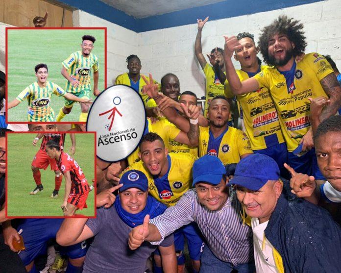 Grupos de la Liga de Ascenso para el Clausura 2020
