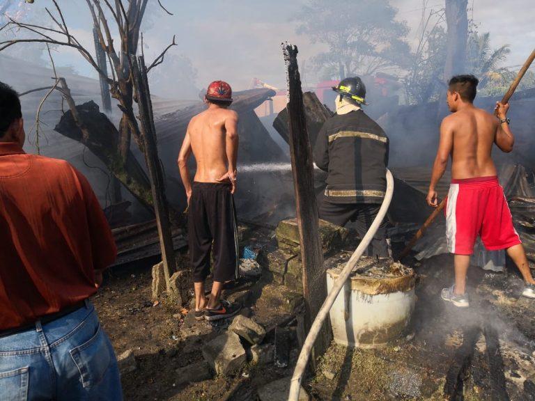 Bomberos: 63% aumentaron incendios estructurales en 2019
