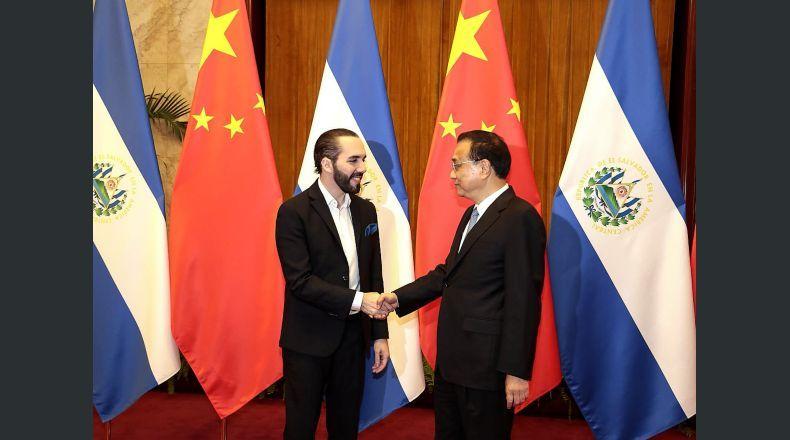Gigantesca cooperación: China ayudará a potabilizar agua del Lago Ilopango
