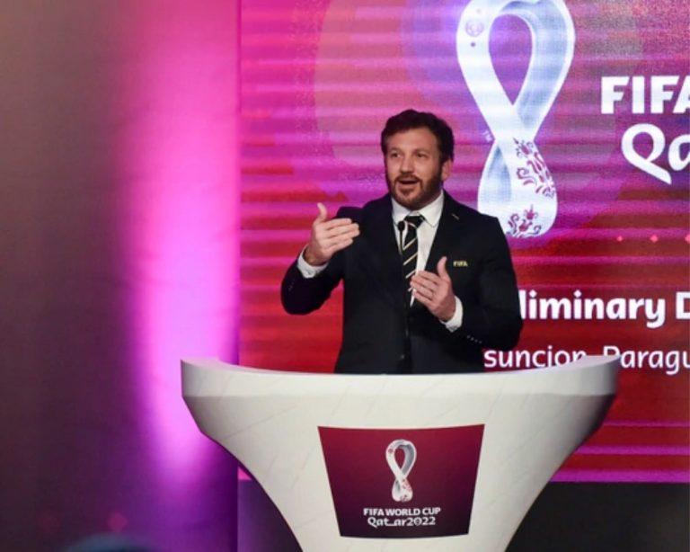 Definidas las eliminatorias sudamericanas para el Mundial de Qatar 2022