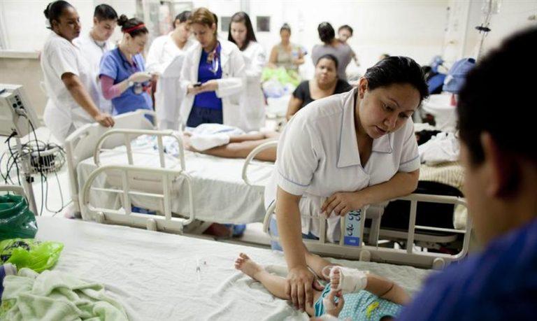 Honduras: 101 menores muertos por dengue en 2019, según Salud
