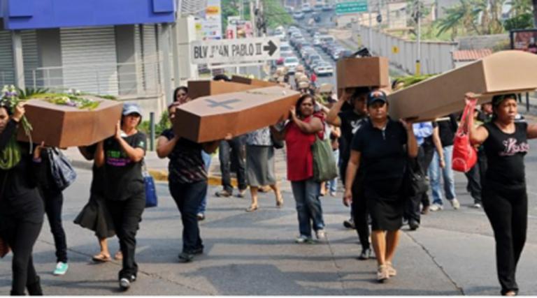 Feminicidios a la orden del día; casos en la impunidad según feministas