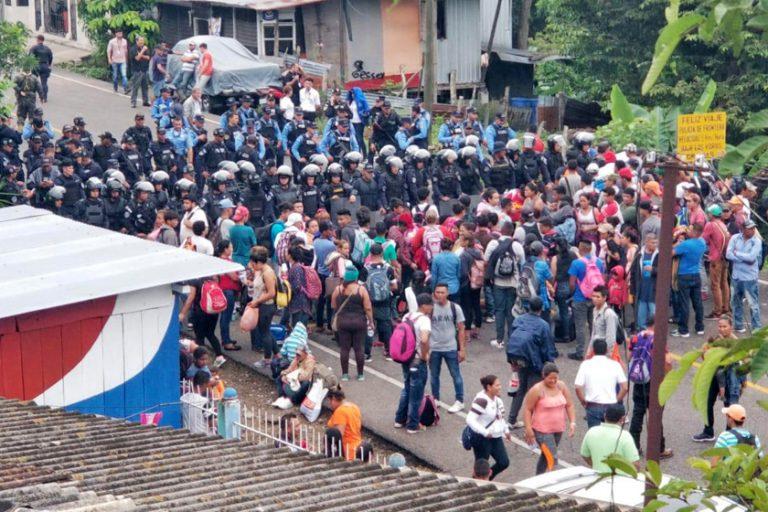 Según INM, en 2019 la migración de hondureños se redujo