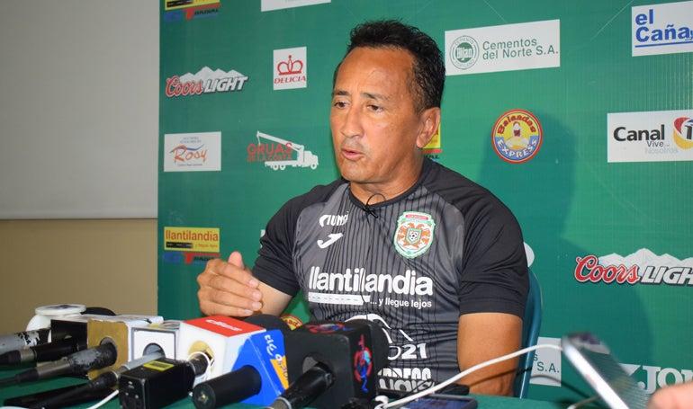 Jorge Pineda: «Nos pasó factura en la Pentagonal no ganarle a Motagua»