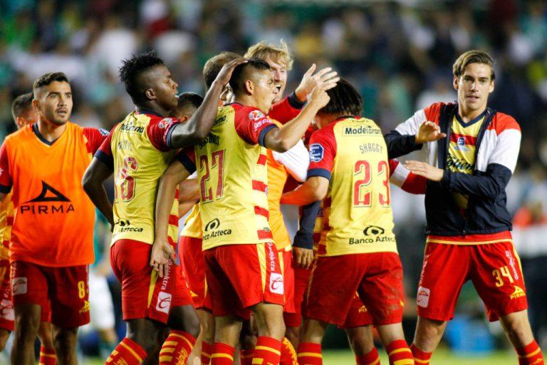 Morelia se pone en ventaja tras derrotar al América en semifinales
