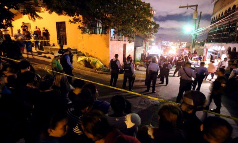 """OV-UNAH: """"55% de muertes violentas en Honduras son de niños y jóvenes"""""""