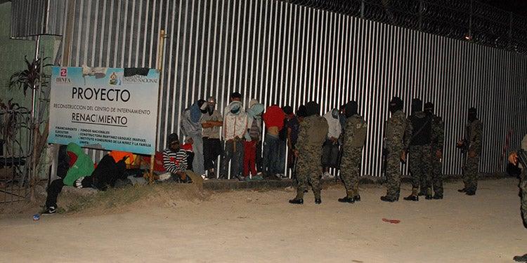 Frustran intento de fuga en centro «Renaciendo» en Támara