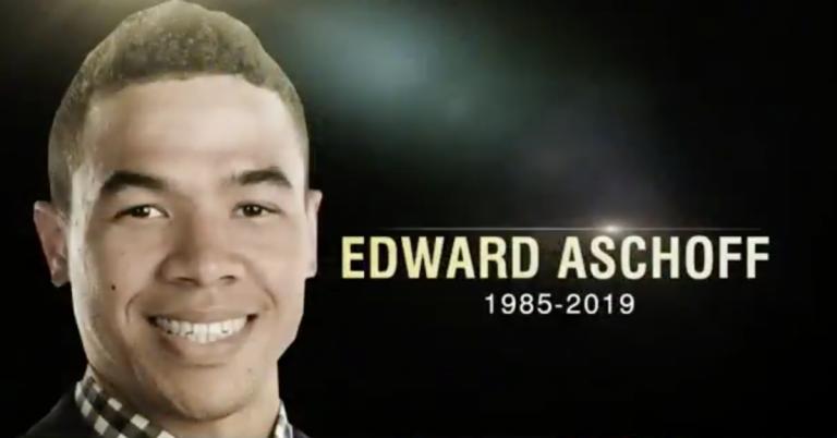 LAMENTABLE: Muere joven periodista de ESPN, EdwardAschoff
