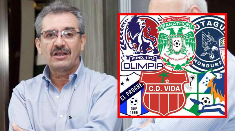 Wilfredo Guzmán: «No estamos preparados para jugar con 12 equipos»