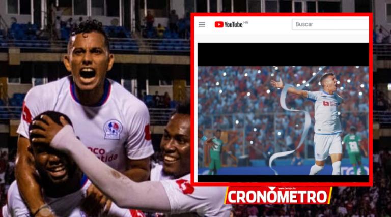 El emotivo vídeo del Olimpia y la conquista de la copa 31