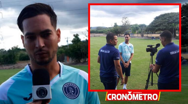 ¡SORPRESA! Marcelo Canales presente en la pre-temporada de Motagua