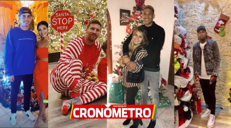 GALERÍA: Risas y abrazos en la celebración navideña de los deportistas