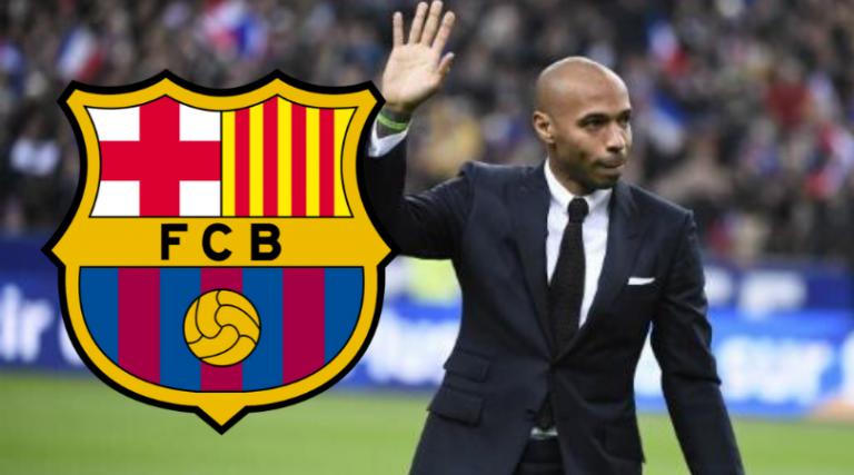 LaLiga: Thierry Henry suena como sustituto de Valverde en Barcelona