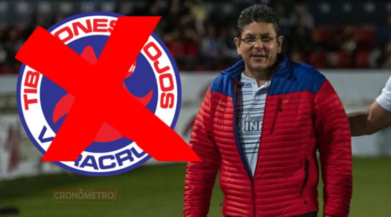 Los Tiburones Rojos de Veracruz son desafiliados de la Liga MX