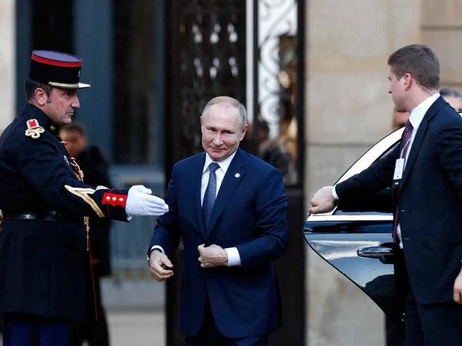 Rusia y Ucrania buscan relanzar proceso de paz en Paris