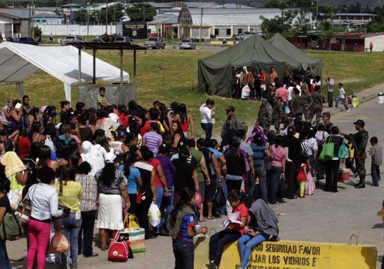 FFAA: Visitas en cárceles quedan normales tras intervención de FUSINA