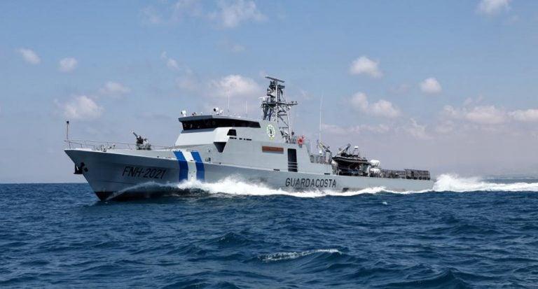 FFAA: en 30 días llega buque militar que Honduras compró a Israel