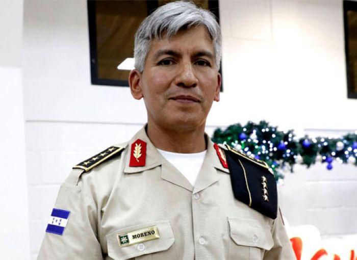 General Tito Livio Moreno Coello, nuevo Jefe del Estado Mayor Conjunto