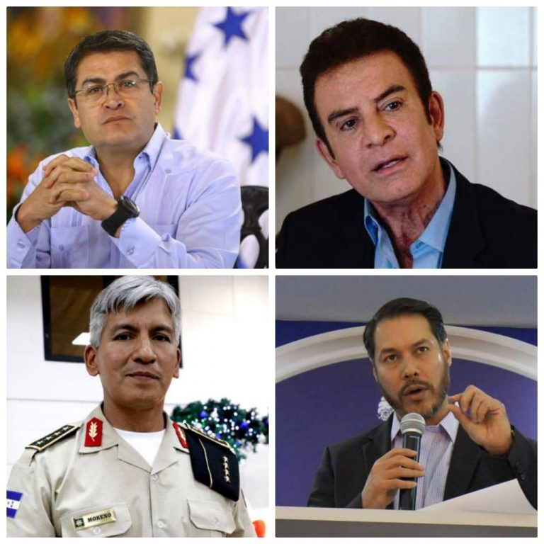 FRASES DE LA SEMANA: ¿Qué dijo el nuevo jefe de las FFAA, Nasralla y el CNA sobre Jesús Mejía?
