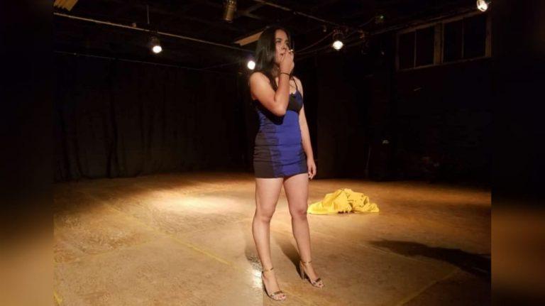 HISTORIA HUMANA: Jennifer Funes, la joven que sueña con ser una gran actriz de teatro