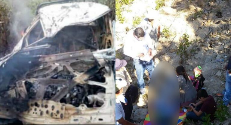 San Andres, Lempira: pastor evangélico muere en fatal accidente
