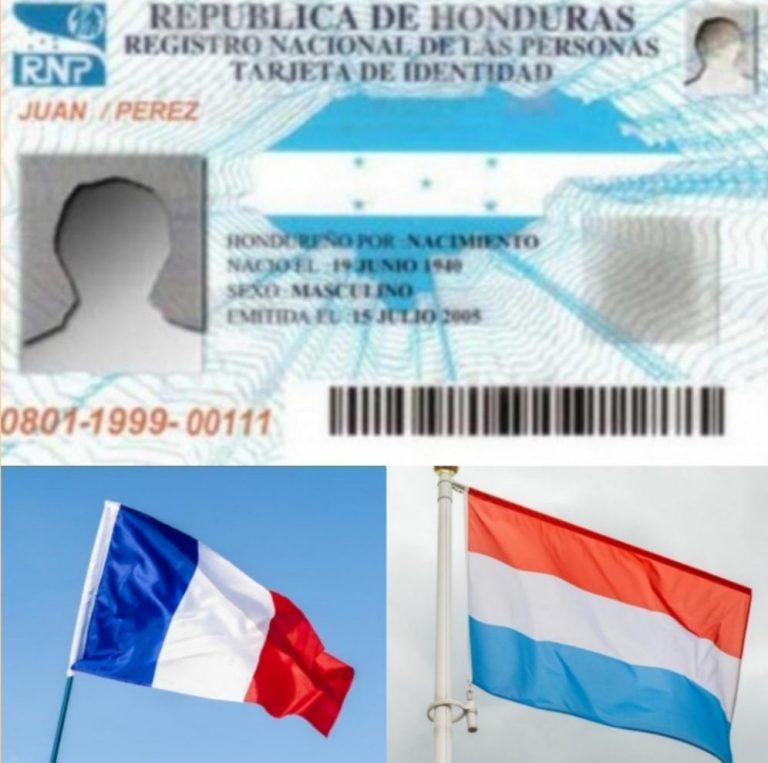 Nueva tarjeta de identidad tendrá origen holandés o francés