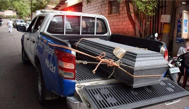 Honduras: hallan a mujer degollada y presuntamente violada en Intibucá