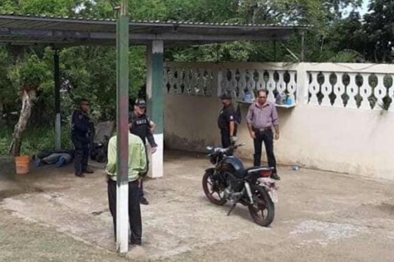 Le quitan la vida a un hombre en Sambo Creek, La Ceiba