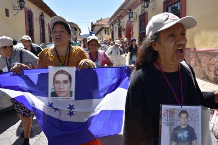Caravana de Madres Centroamericanas concluye con éxito para tres hondureñas