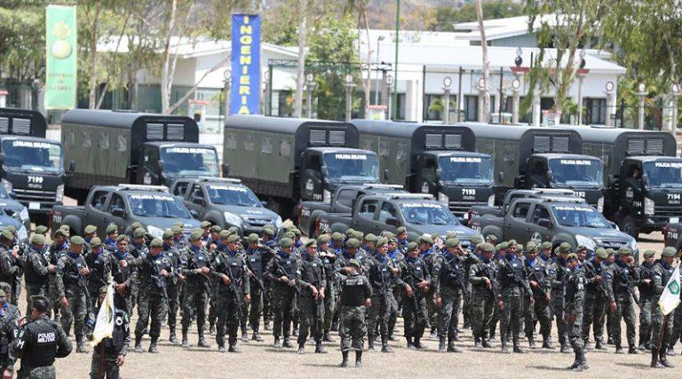 CN aprueba aumento a pensiones de los militares, policías y bomberos