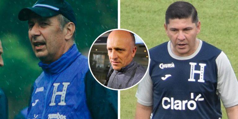 Miguel Falero y Arnold Cruz quedarán al mando de la Sub-23 en el Preolímpico
