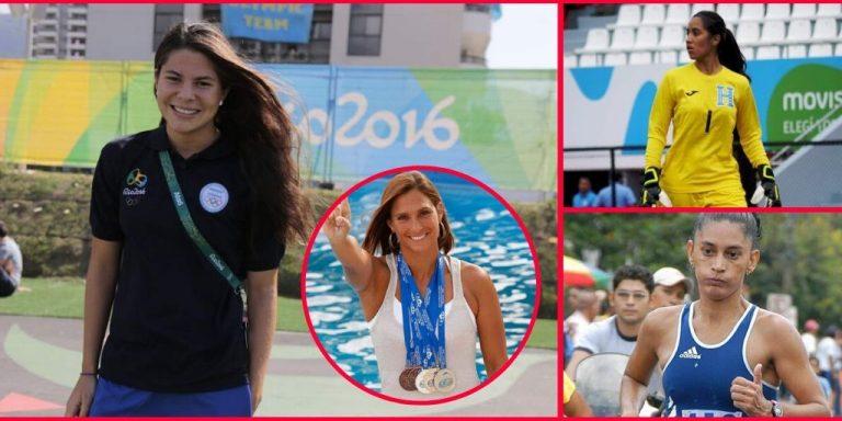 Día de la Mujer: Estas son las atletas hondureñas que han destacado