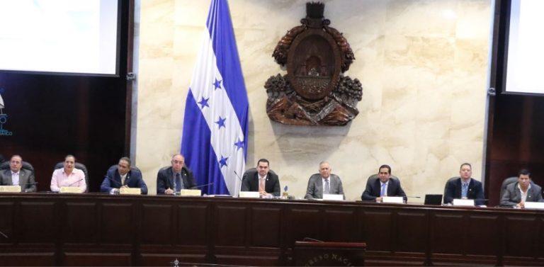 Congreso Nacional elige a su Junta Directiva 2020-2022