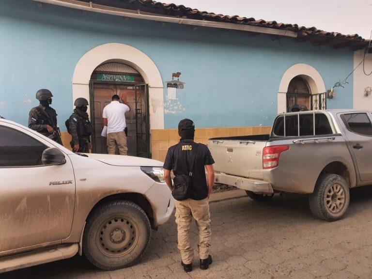 Detienen al exalcalde del municipio de Candelaria, Lempira