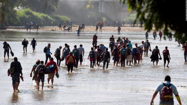 Pocos migrantes hondureños aplicaron a trabajos en México
