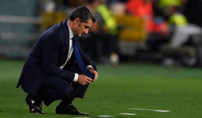 Barcelona hace oficial el despedido de Ernesto Valverde
