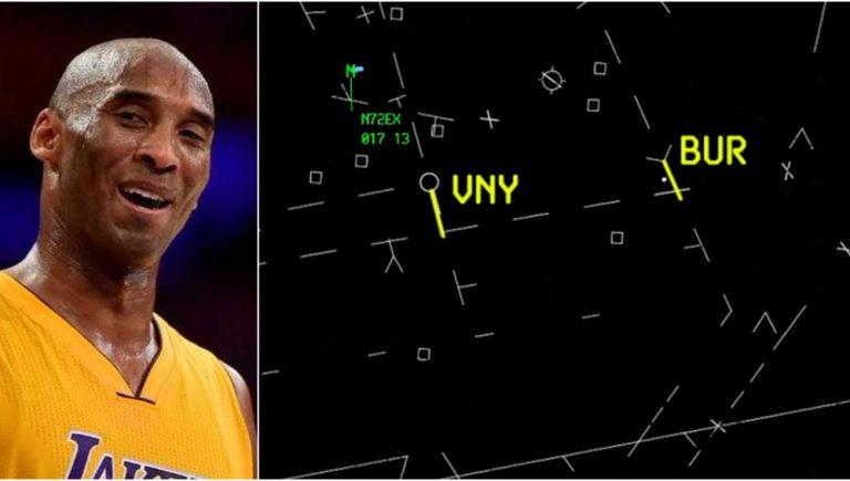 Revelan escalofriante conversación del vuelo de Kobe Bryant