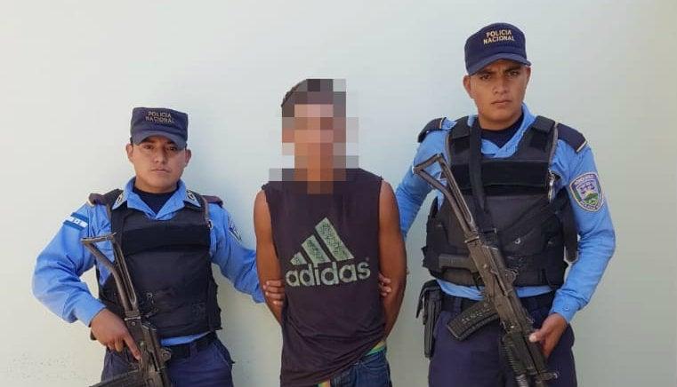 Choloma: detienen a jornalero por supuesta violación especial
