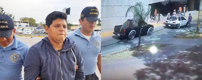 """TGU: Detención judicial contra """"albañil"""" que participó en asalto"""