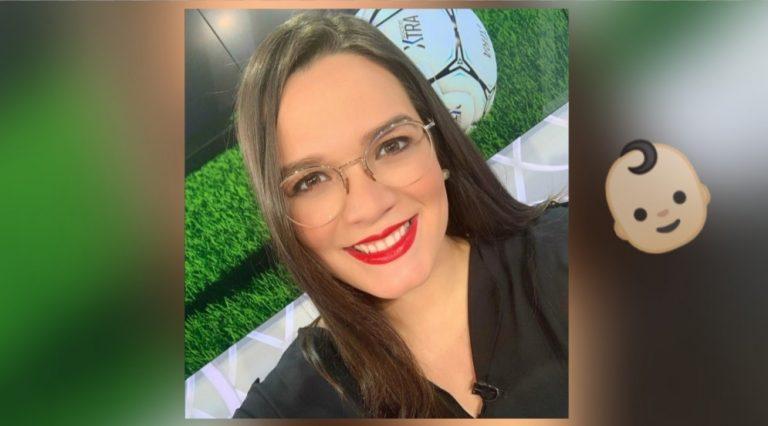 ¡Nació Luca! Carmen Boquín se convierte en madre por primera vez