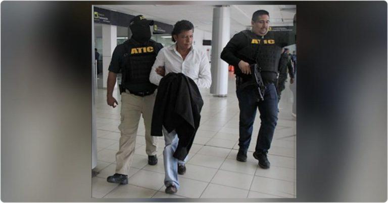 Solicitan privación de dominio sobre bienes de socio de Jorge Barralaga