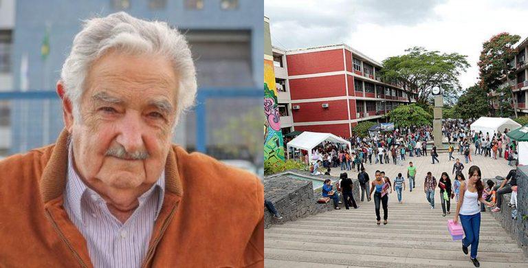 """El ex-presidente de Uruguay José """"Pepe"""" Mujica estará en la UNAH"""