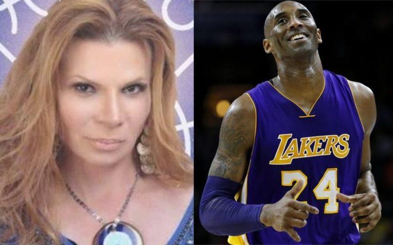 Mhoni Vidente asegura que predijo muerte de Kobe Bryant