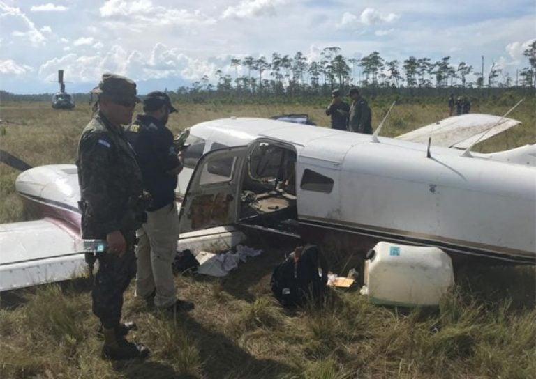 Honduras: FFAA obligará aterrizar a aeronaves sospechosas