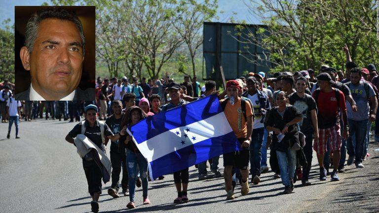 """Mario Segura: """"Migración de hondureños es culpa de políticos"""""""