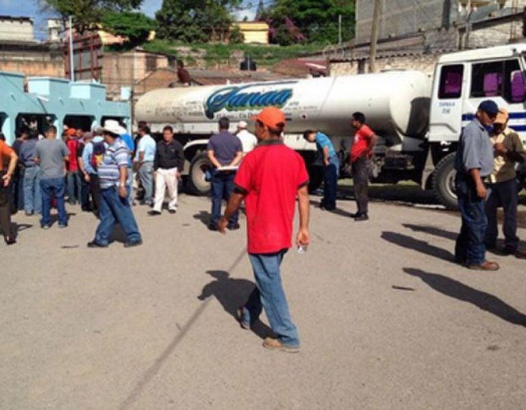 SANAA ejecuta medidas para garantizar suministro de agua por escasez