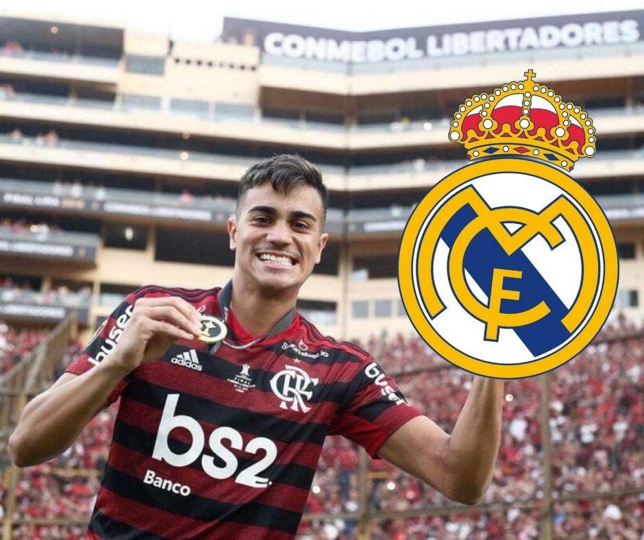 OFICIAL: Reinier Jesus es anunciado por el Real Madrid